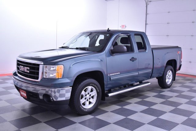 2007 Sierra 1500 Extended Cab 4x4, Pickup #17G673A - photo 3