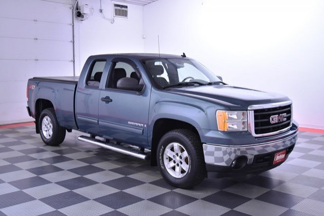 2007 Sierra 1500 Extended Cab 4x4, Pickup #17G673A - photo 5