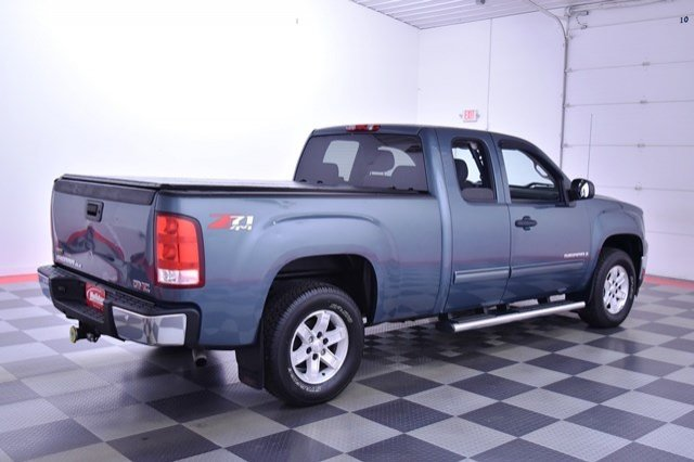 2007 Sierra 1500 Extended Cab 4x4, Pickup #17G673A - photo 6