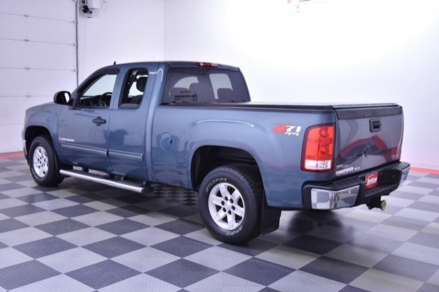 2007 Sierra 1500 Extended Cab 4x4, Pickup #17G673A - photo 2