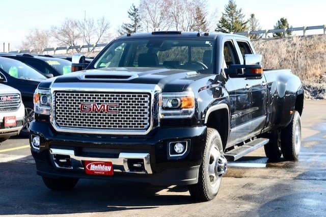 2017 Sierra 3500 Crew Cab 4x4, Pickup #17G719 - photo 3