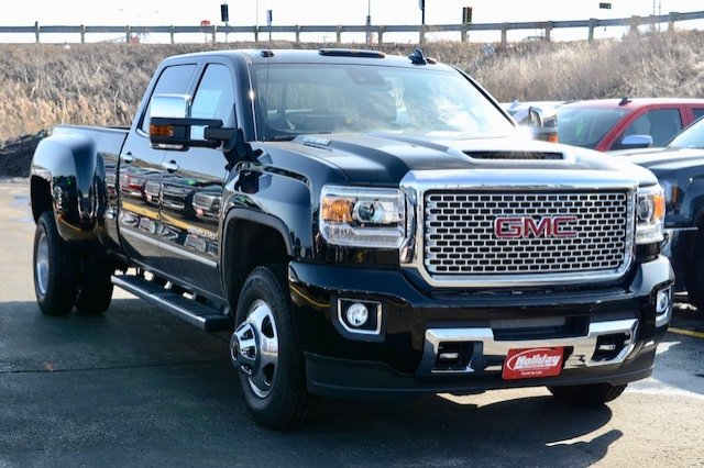 2017 Sierra 3500 Crew Cab 4x4, Pickup #17G719 - photo 5