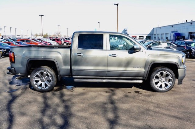 2017 Sierra 1500 Crew Cab 4x4, Pickup #17G728 - photo 6