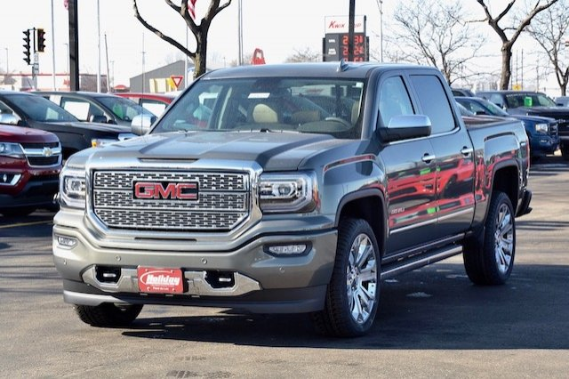 2017 Sierra 1500 Crew Cab 4x4, Pickup #17G728 - photo 3