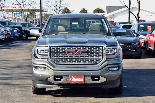2017 Sierra 1500 Crew Cab 4x4, Pickup #17G728 - photo 4