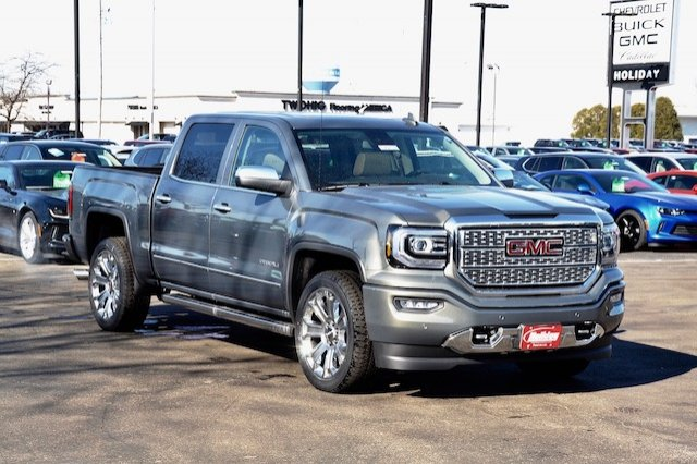 2017 Sierra 1500 Crew Cab 4x4, Pickup #17G728 - photo 5