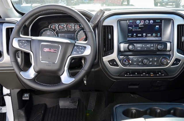 2017 Sierra 2500 Double Cab 4x4, Pickup #17G772 - photo 15