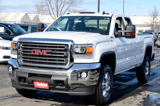 2017 Sierra 2500 Double Cab 4x4, Pickup #17G772 - photo 3