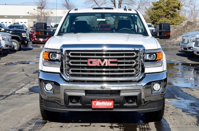 2017 Sierra 2500 Double Cab 4x4, Pickup #17G772 - photo 4