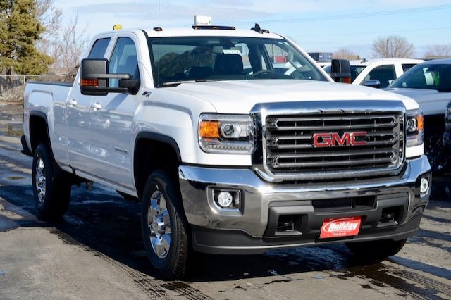 2017 Sierra 2500 Double Cab 4x4, Pickup #17G772 - photo 5