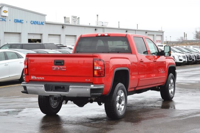 2017 Sierra 2500 Crew Cab 4x4, Pickup #17G786 - photo 7