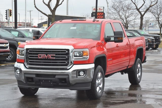 2017 Sierra 2500 Crew Cab 4x4, Pickup #17G786 - photo 3