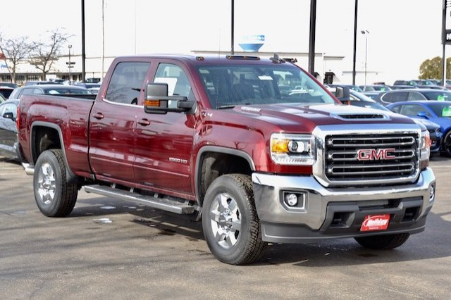 2017 Sierra 2500 Crew Cab 4x4, Pickup #17G793 - photo 4