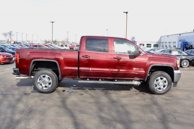 2017 Sierra 2500 Crew Cab 4x4, Pickup #17G793 - photo 5