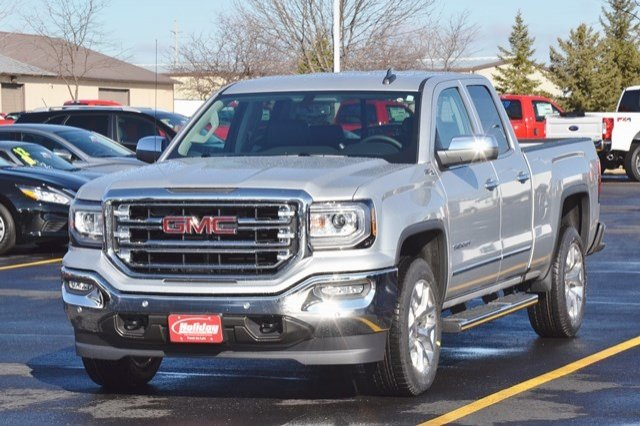 2017 Sierra 1500 Double Cab 4x4, Pickup #17G798 - photo 3