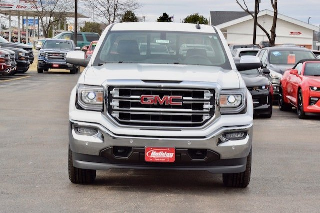 2017 Sierra 1500 Double Cab 4x4, Pickup #17G801 - photo 4