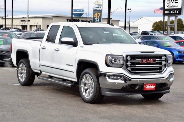 2017 Sierra 1500 Double Cab 4x4, Pickup #17G801 - photo 5