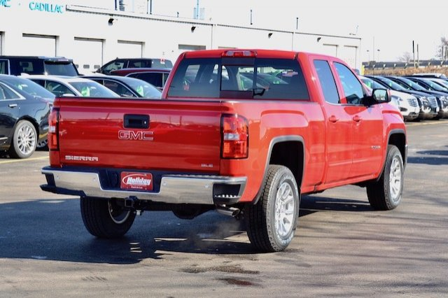 2017 Sierra 1500 Double Cab 4x4, Pickup #17G810 - photo 7