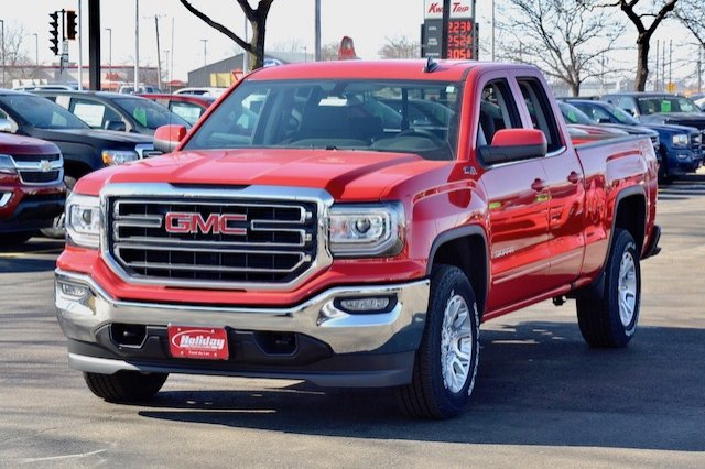 2017 Sierra 1500 Double Cab 4x4, Pickup #17G810 - photo 3