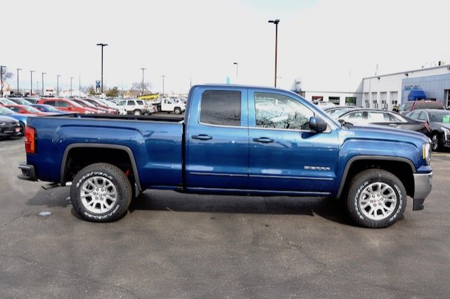 2017 Sierra 1500 Double Cab 4x4, Pickup #17G811 - photo 6