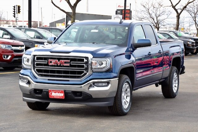 2017 Sierra 1500 Double Cab 4x4, Pickup #17G811 - photo 3