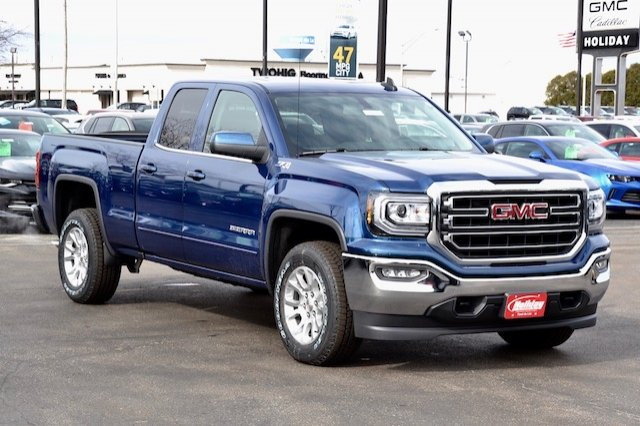 2017 Sierra 1500 Double Cab 4x4, Pickup #17G811 - photo 5