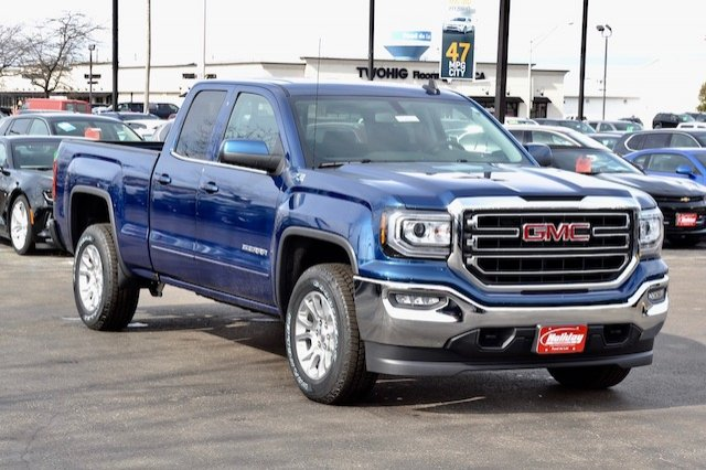 2017 Sierra 1500 Double Cab 4x4, Pickup #17G813 - photo 5