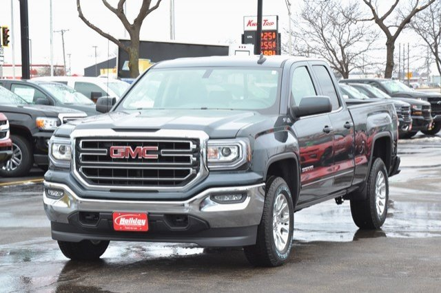 2017 Sierra 1500 Double Cab 4x4, Pickup #17G815 - photo 3