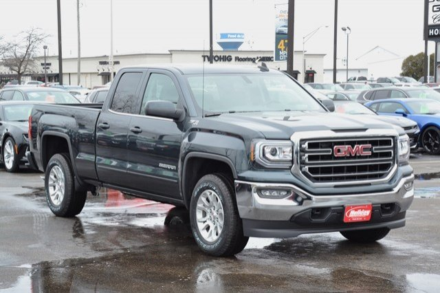 2017 Sierra 1500 Double Cab 4x4, Pickup #17G815 - photo 5