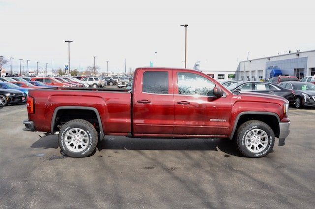 2017 Sierra 1500 Double Cab 4x4, Pickup #17G821 - photo 6