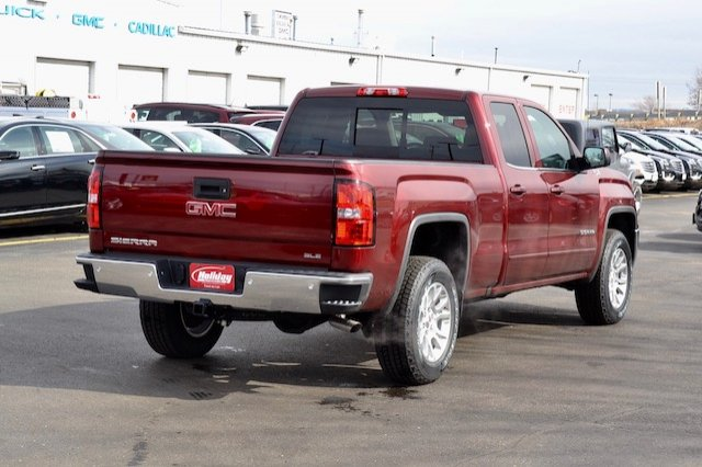 2017 Sierra 1500 Double Cab 4x4, Pickup #17G821 - photo 7