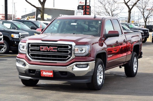 2017 Sierra 1500 Double Cab 4x4, Pickup #17G821 - photo 3