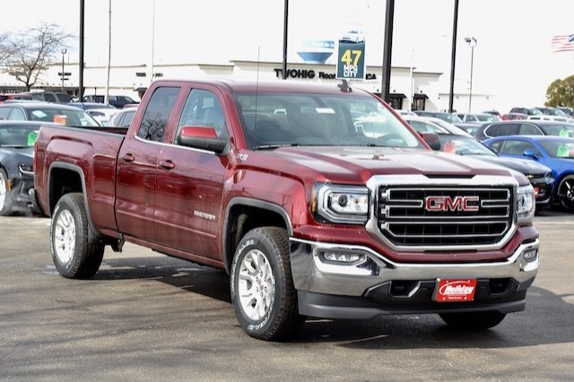 2017 Sierra 1500 Double Cab 4x4, Pickup #17G821 - photo 5