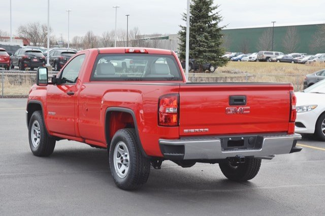 2017 Sierra 1500 Regular Cab, Pickup #17G826 - photo 2