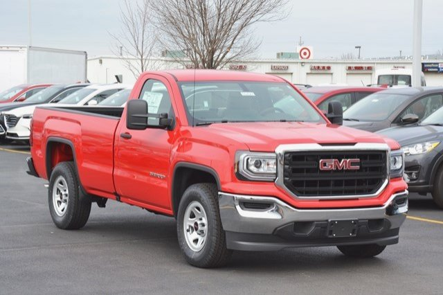 2017 Sierra 1500 Regular Cab, Pickup #17G826 - photo 5