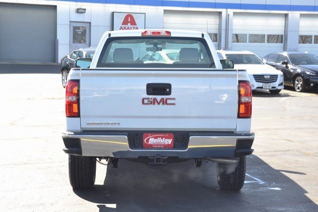 2017 Sierra 1500 Regular Cab, Pickup #17G835 - photo 8