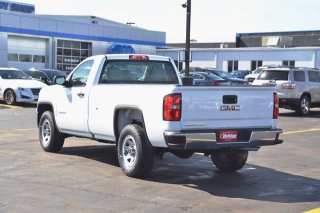 2017 Sierra 1500 Regular Cab, Pickup #17G835 - photo 2