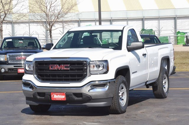 2017 Sierra 1500 Regular Cab, Pickup #17G835 - photo 3