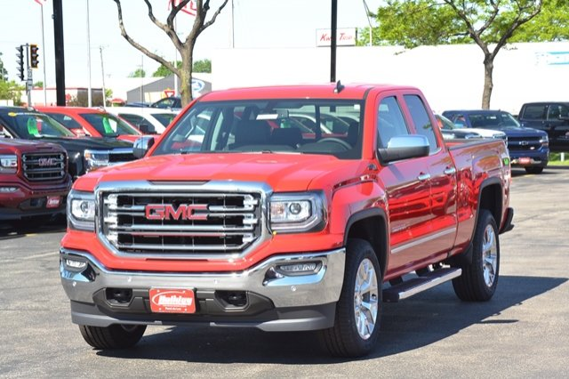 2017 Sierra 1500 Double Cab 4x4, Pickup #17G842 - photo 20