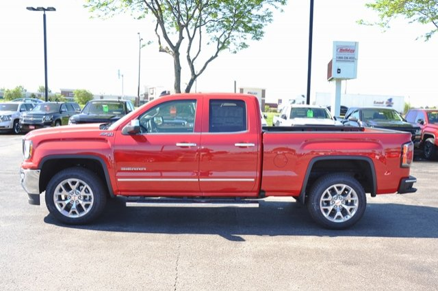 2017 Sierra 1500 Double Cab 4x4, Pickup #17G842 - photo 21
