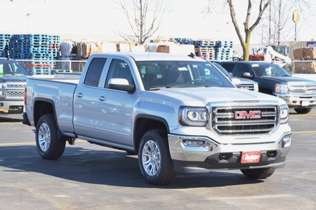 2017 Sierra 1500 Double Cab 4x4, Pickup #17G845 - photo 7
