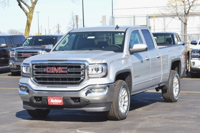 2017 Sierra 1500 Double Cab 4x4, Pickup #17G845 - photo 3