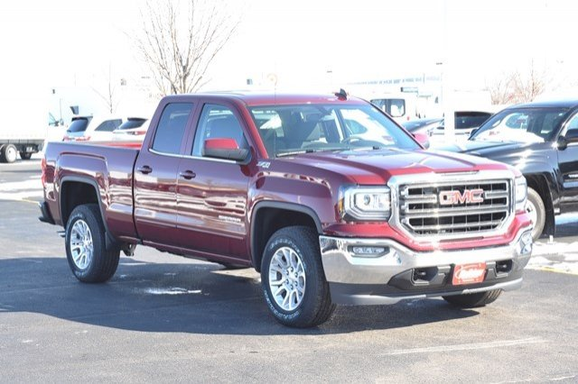 2017 Sierra 1500 Double Cab 4x4, Pickup #17G848 - photo 8