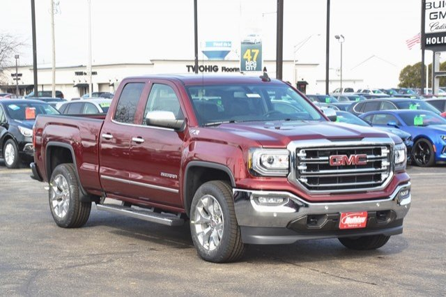 2017 Sierra 1500 Double Cab 4x4, Pickup #17G856 - photo 8