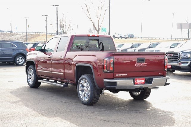2017 Sierra 1500 Double Cab 4x4, Pickup #17G856 - photo 2