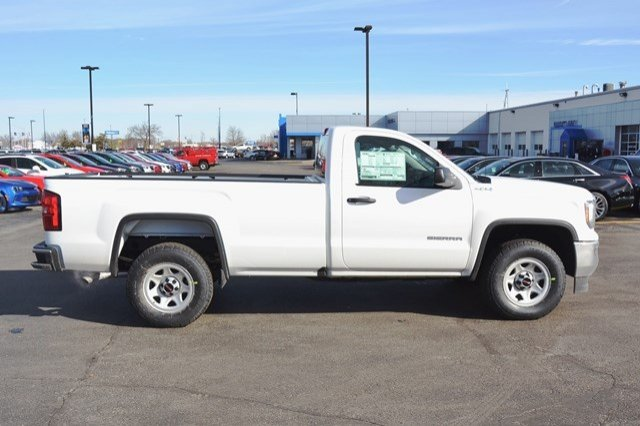2017 Sierra 1500 Regular Cab Pickup #17G861 - photo 7