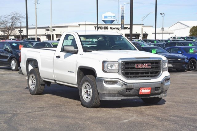 2017 Sierra 1500 Regular Cab Pickup #17G861 - photo 8