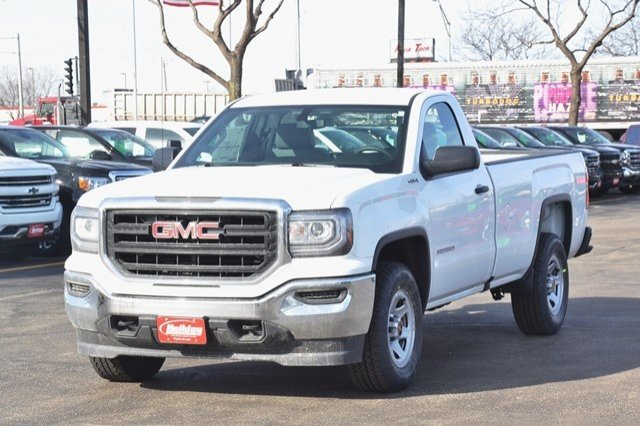 2017 Sierra 1500 Regular Cab, Pickup #17G861 - photo 3
