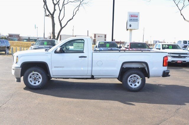 2017 Sierra 1500 Regular Cab Pickup #17G861 - photo 4