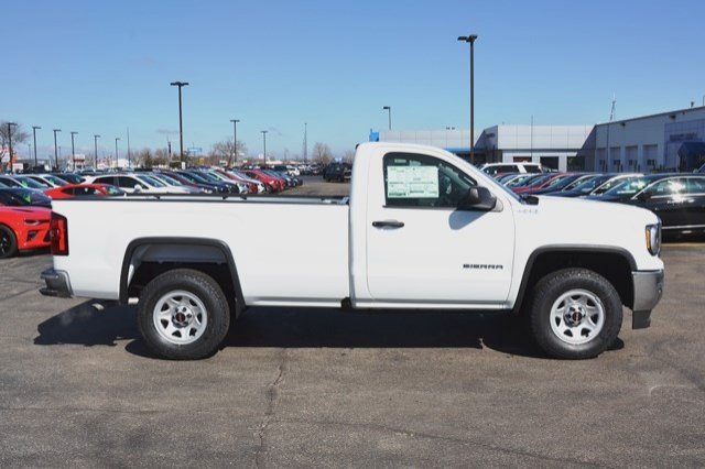 2017 Sierra 1500 Regular Cab, Pickup #17G866 - photo 7